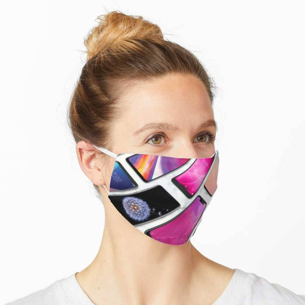 Going Mobile Mask