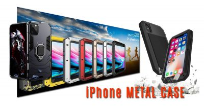 iPhone metal case is the personality that you carry